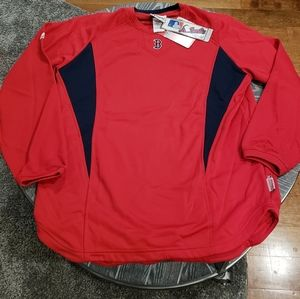 Red Sox Majestic Authentic Therma Base Shirt
